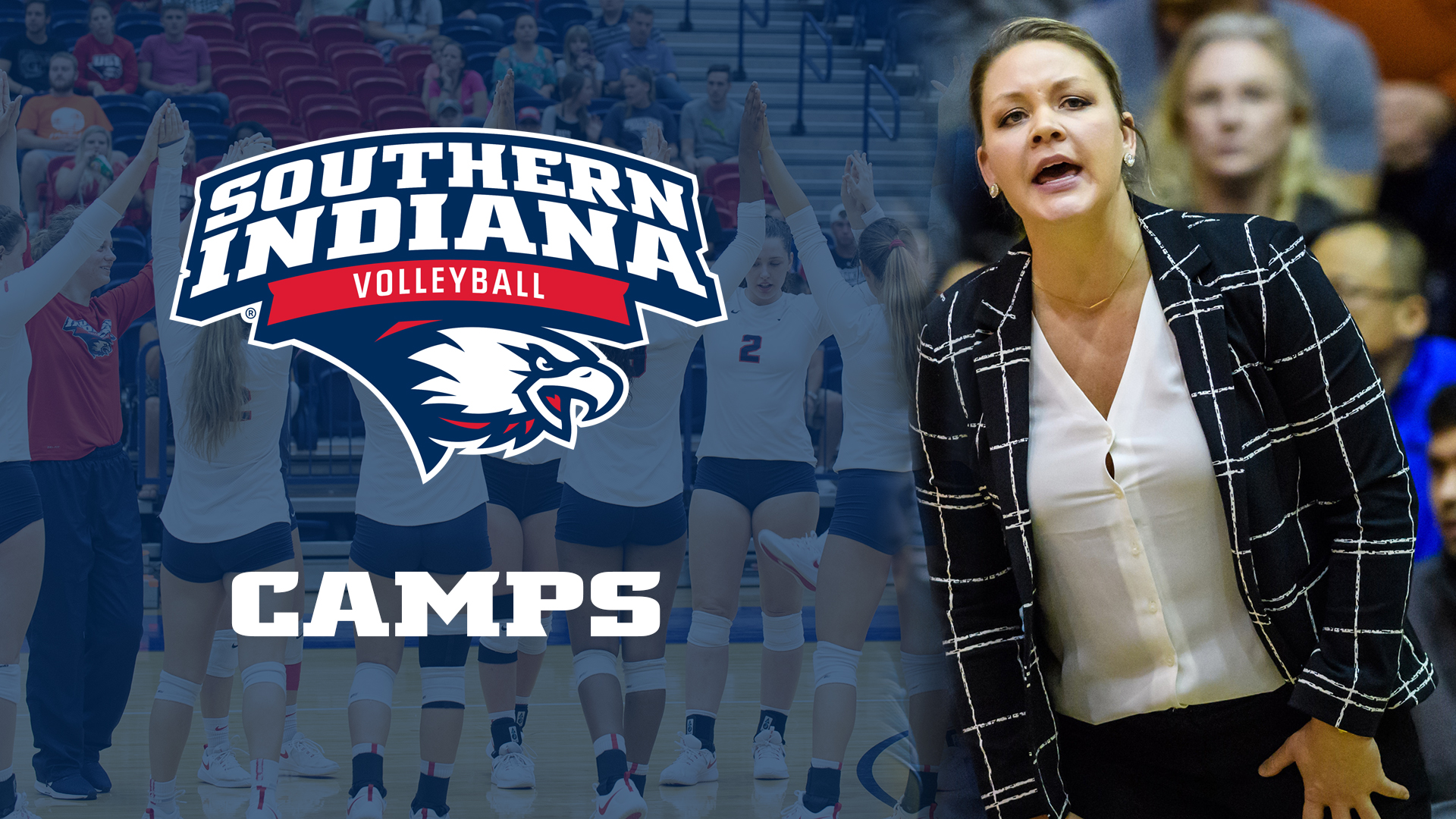 Southern Indiana Volleyball Camp Registration Open University Of Southern Indiana Athletics